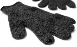 Зимние перчатки для хозяев iPhone