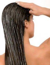 Исцеление волос.