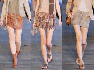 Престижные юбки 2011