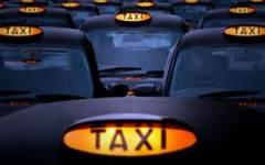 Необыкновенная занятие вызова таксо