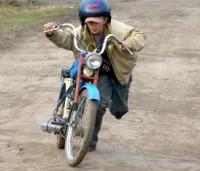 Идеи бизнеса - налаживаем создание велосипедов с мотором (мопедов)