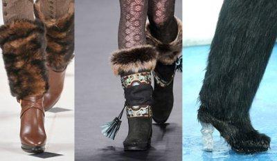 Зимняя обувь 2010-2011