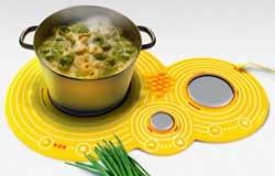 Портативная кухонная плита