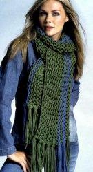 Дамский шарф